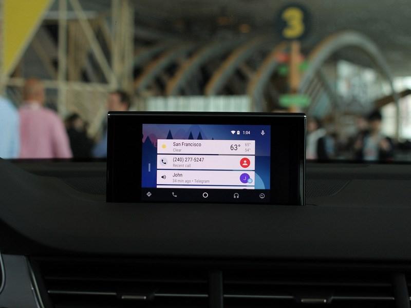 Android Auto сможет работать без мультимедийной системы