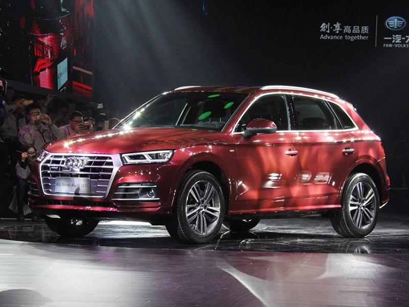 Audi Q5 получила очень просторную версию