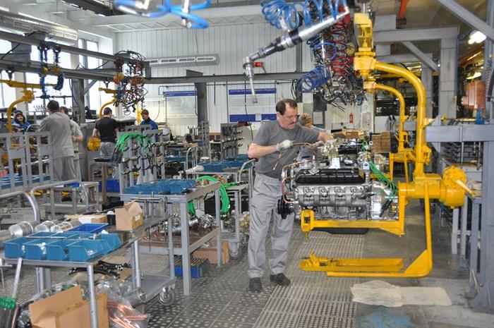 Ford Sollers и Volkswagen Group будут производить двигатели в России