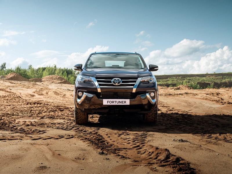 Toyota Fortuner в России будет продаваться только с дизелем