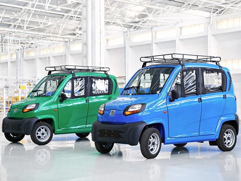 Самый дешевый автомобиль в мире вышел на российский рынок