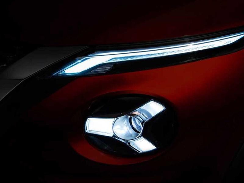 Новый Nissan Juke: первые изображения Фото Авто Коломна