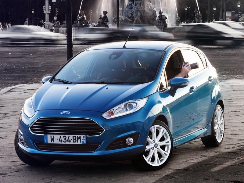Ford Fiesta в России получит новую гамму силовых агрегатов