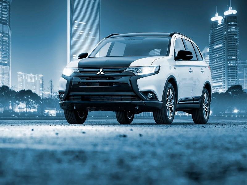 Mitsubishi показала спецверсию Outlander для российского рынка