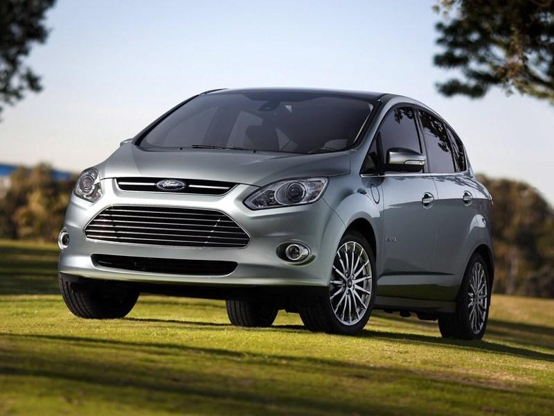 Ford C-MAX покидает российский рынок