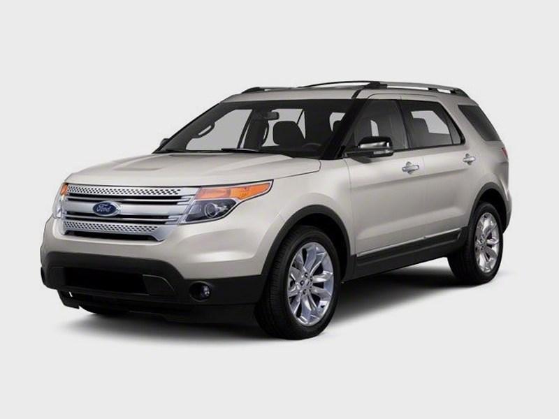 В России появился Ford Explorer