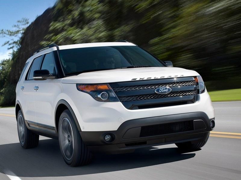 Новый Ford Explorer вышел на отечественный рынок