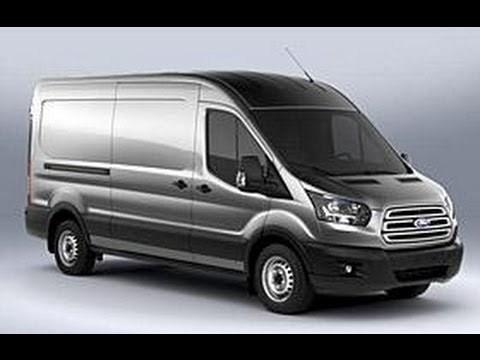 В России начались продажи Ford Transit нового поколения отечественной сборки