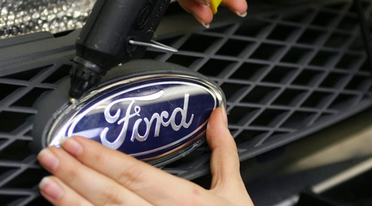 Сотрудники завода Ford в Ленинградской области уходят в коллективный отпуск