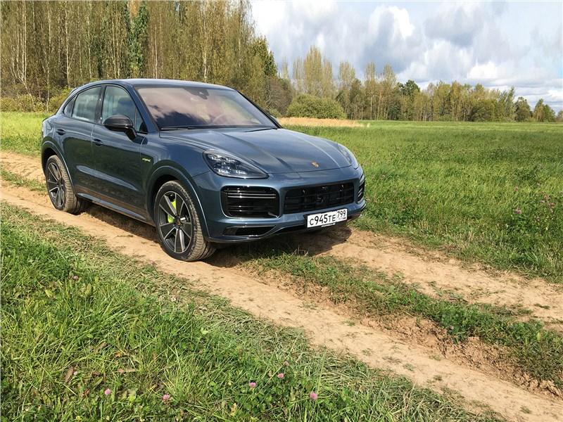 Porsche Cayenne Coupe - porsche cayenne turbo s e-hybrid coupe 2020 гибридный воин