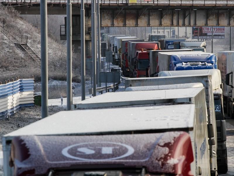 Российский рынок грузовых автомобилей в 2016 году вырос на 4,2 процента