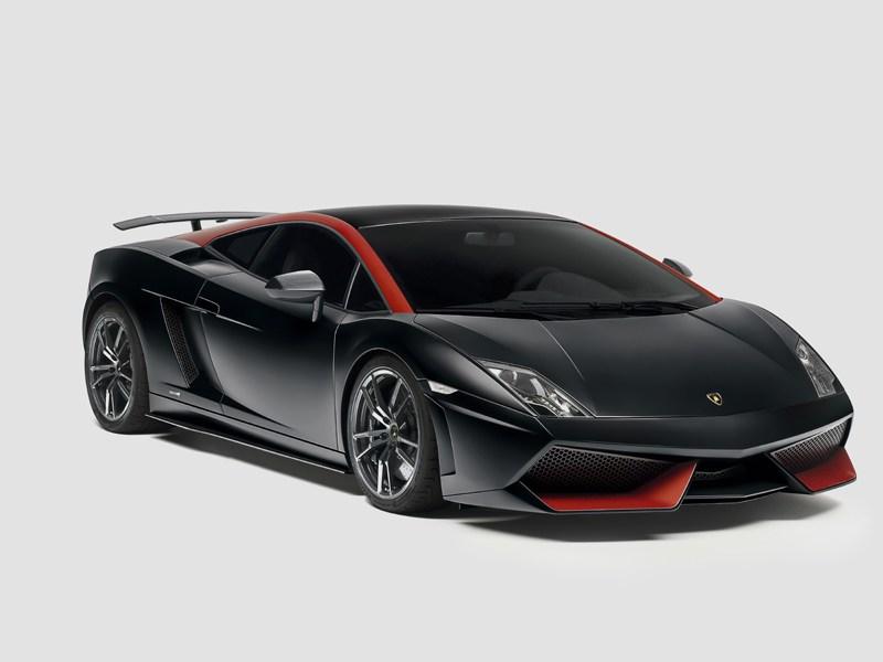 В Москве начались продажи нового Lamborghini Gallardo