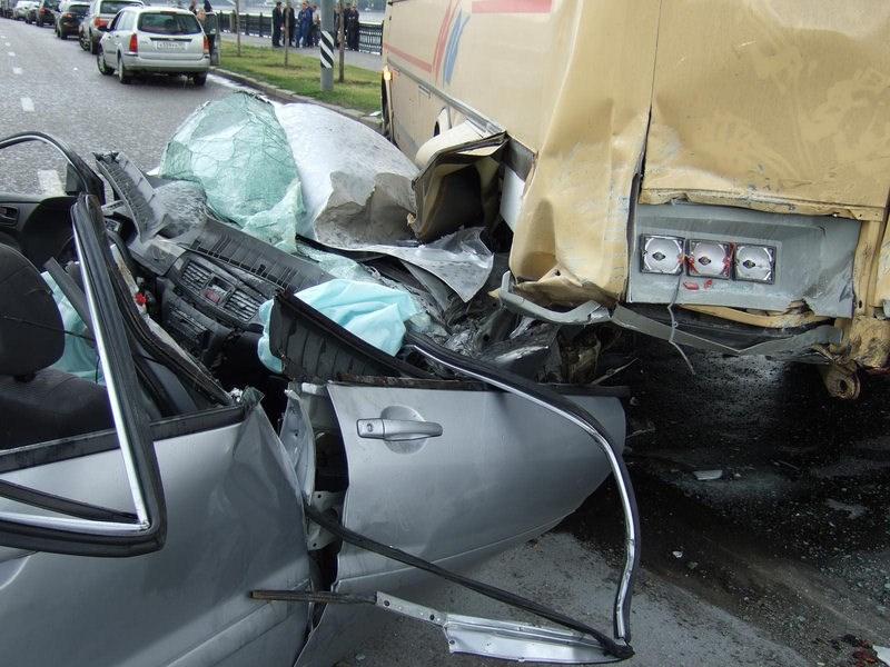 Водители не должны отвечать за последствия вынужденного маневра