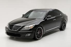 В январе Hyundai покажет прототип нового поколения Genesis