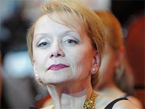 Актриса Евдокия Германова попалась на «встречке»
