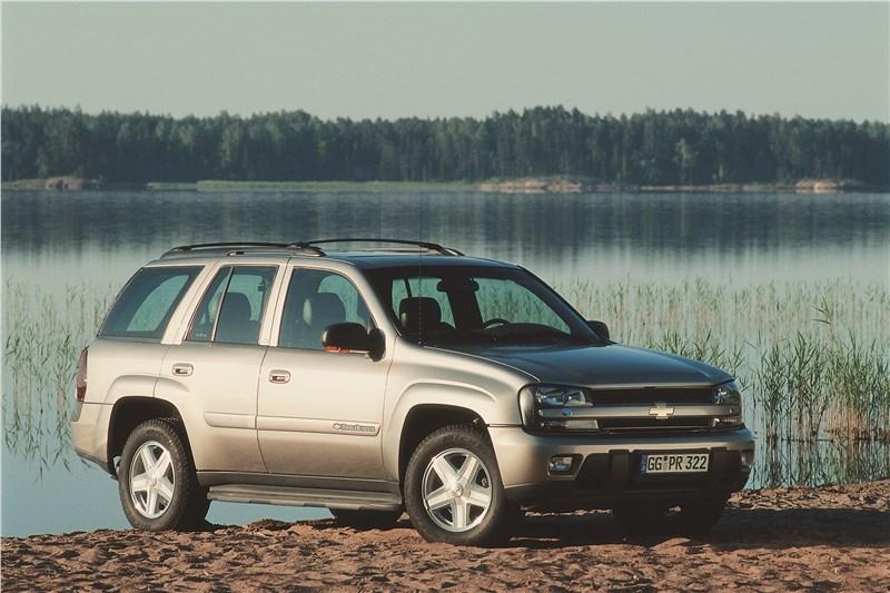 Chevrolet TrailBlazer 2001 фото 8