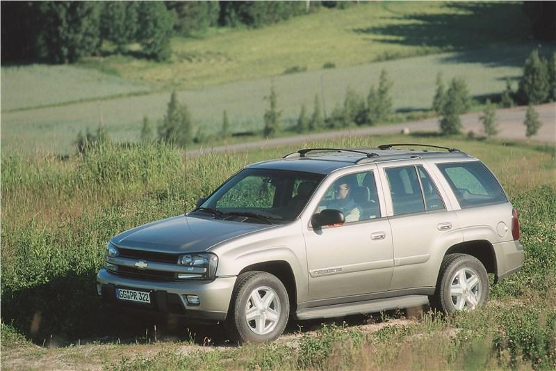 Chevrolet TrailBlazer 2001 фото 7