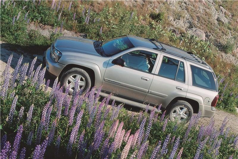 Chevrolet TrailBlazer 2001 фото 12