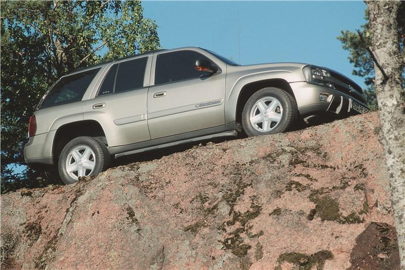 Chevrolet TrailBlazer 2001 фото 13
