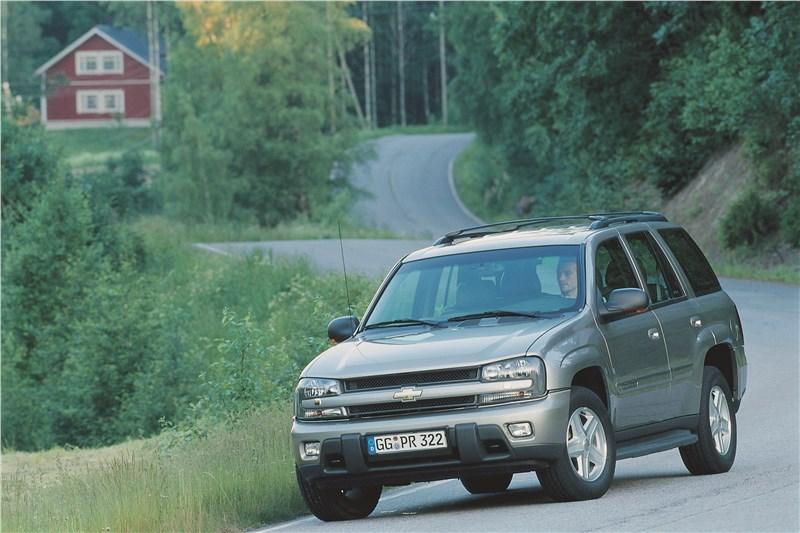 Chevrolet TrailBlazer 2001 фото 11