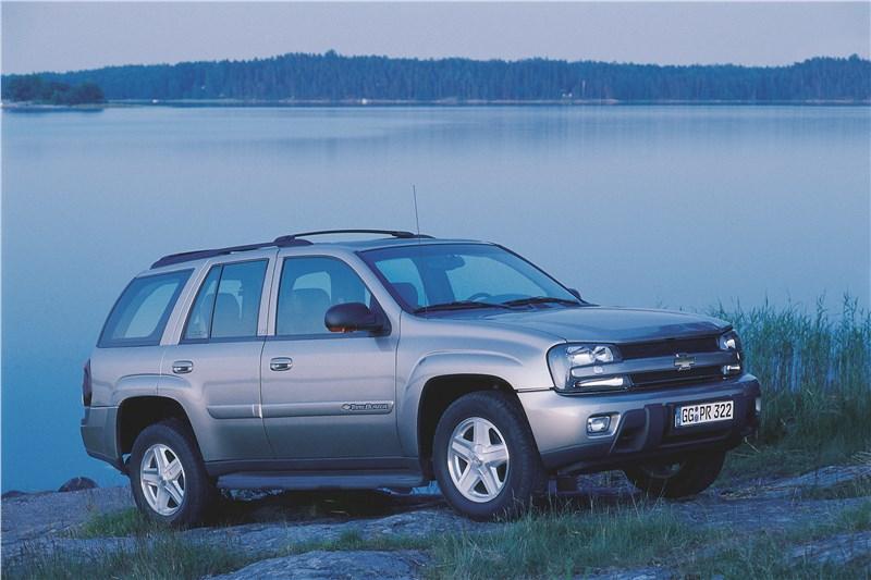 Chevrolet TrailBlazer 2001 фото 15