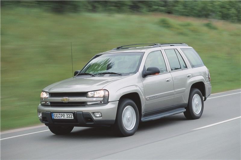 Chevrolet TrailBlazer 2001 фото 17