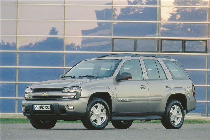 Chevrolet TrailBlazer 2001 фото 19