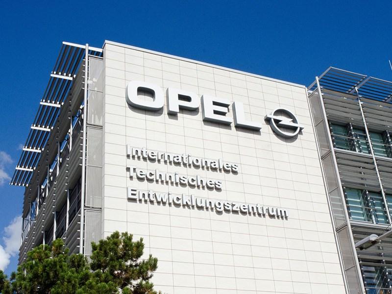 Сделка по передаче Opel французскому PSA отложена