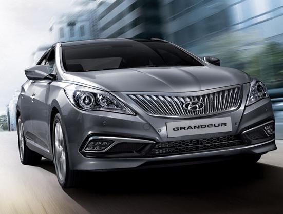 Hyundai прекратила продажи седана Grandeur в России