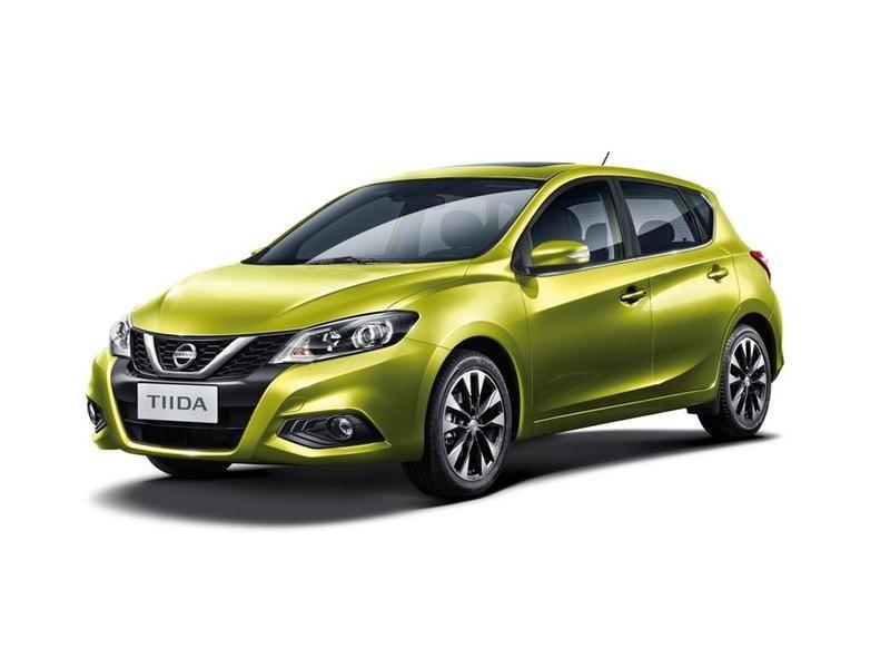 Nissan представил новую версию Tiida для китайского рынка