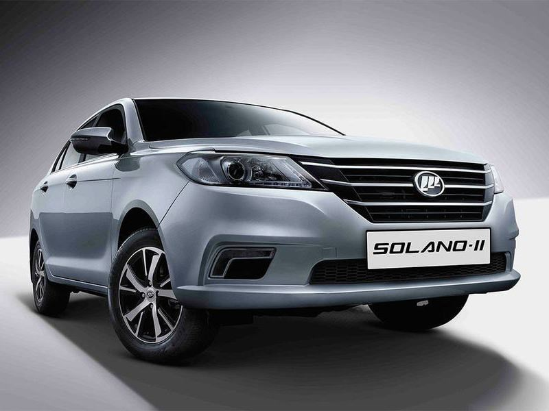 Lifan опубликовал цены Solano II для российского рынка