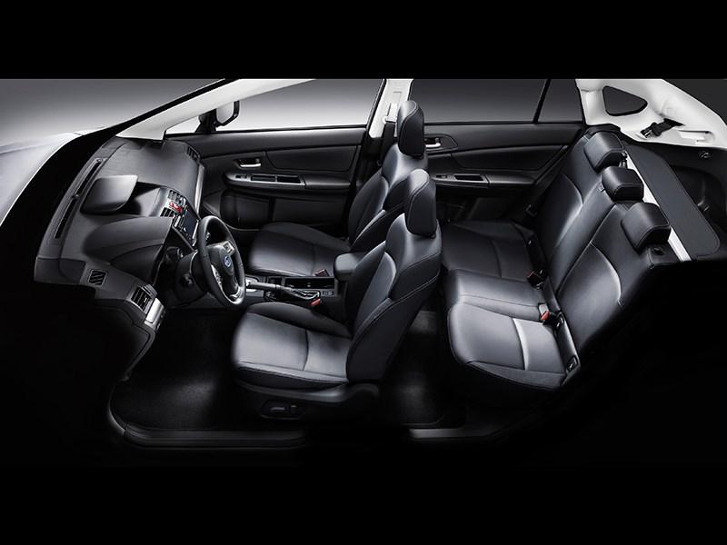 Subaru Impreza 2012 салон