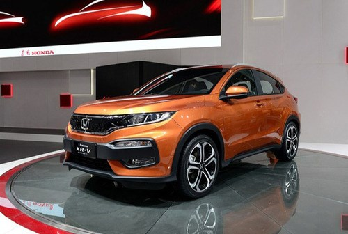 В Китае состоялась премьера нового кроссовера от Honda