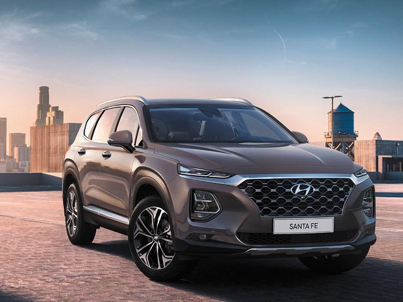 Hyundai объявил цены и комплектации на новый Santa Fe Фото Авто Коломна