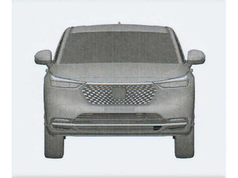 Раскрыт облик Honda HR-V