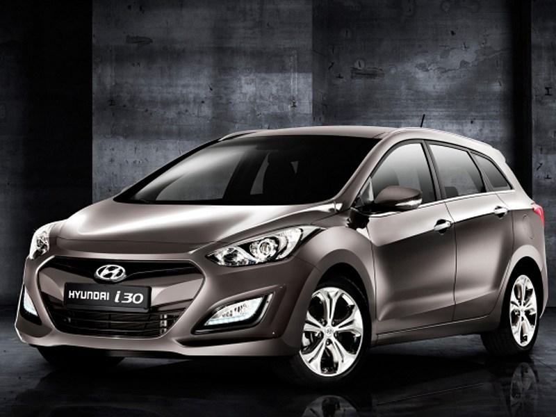Hyundai представит на ММАС-2012 обновленные i30 и i40 в кузове универсал