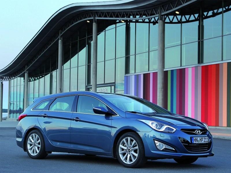 Hyundai обнародовала цены на универсал i40