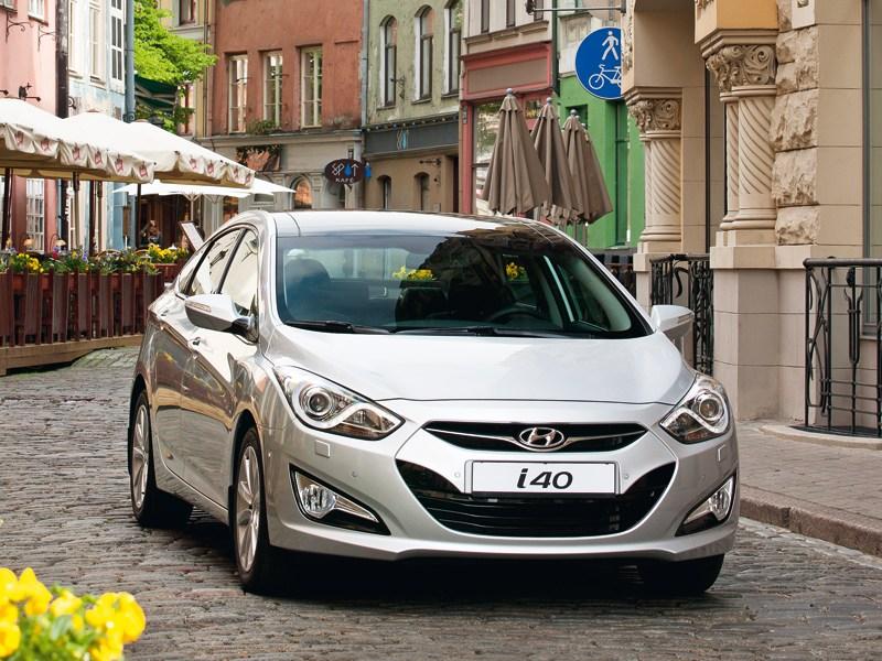 Hyundai, I40