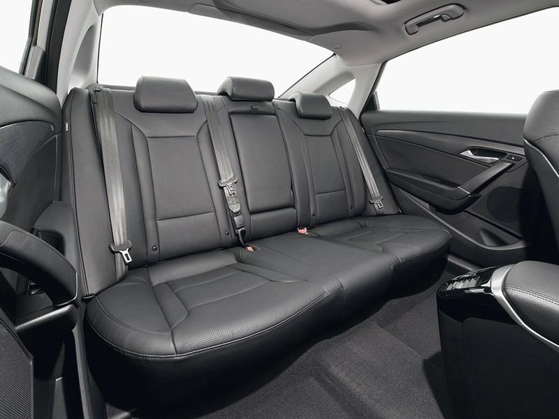 Hyundai i40 2012 задний диван