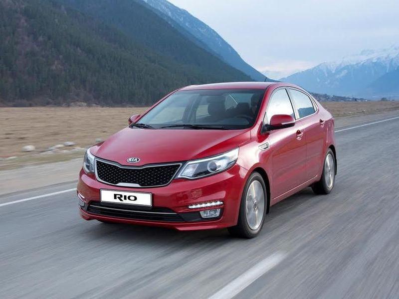 Российские продажи Kia в октябре выросли на 4,1 процента