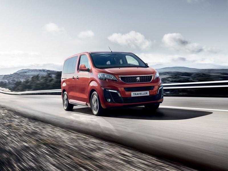 PSA Group планирует наладить производство фургонов в России