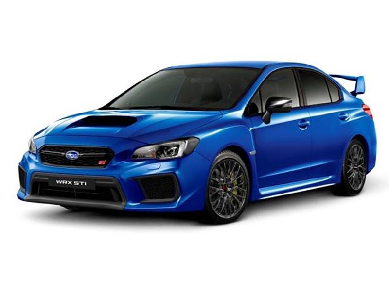 Subaru возобновила продажи спортседана WRX в России