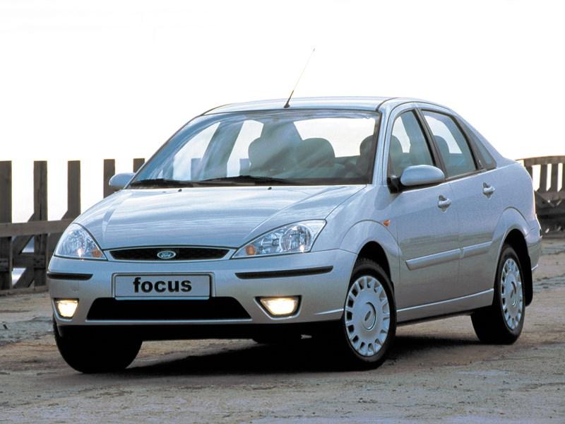 Ford Focus первого поколения стал одним из бестселлеров на российском рынке