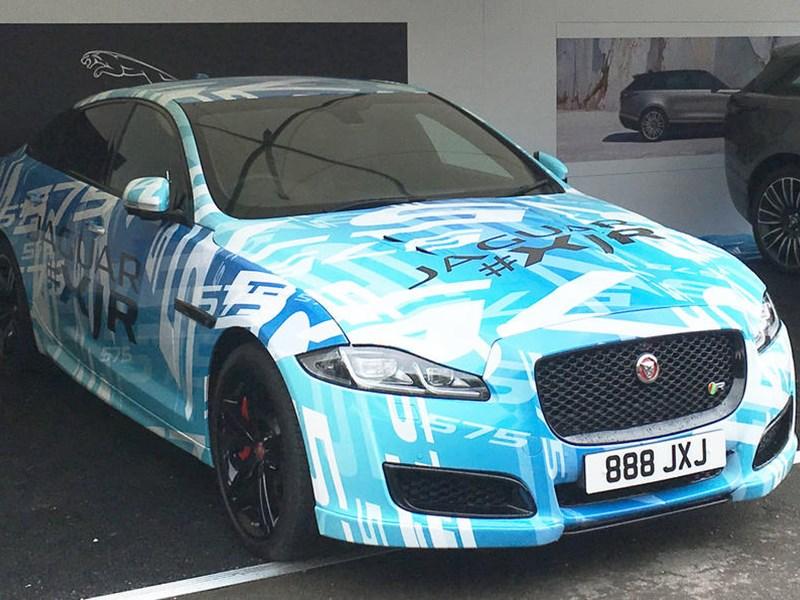 Jaguar готовит конкурента BMW M5