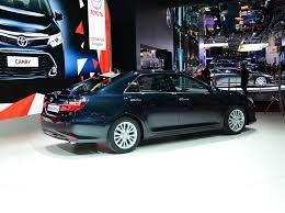 Локальное производство нового Toyota Camry в России начнется уже в ноябре