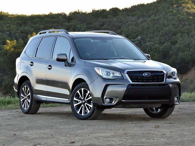 В России объявлен массовый отзыв Subaru