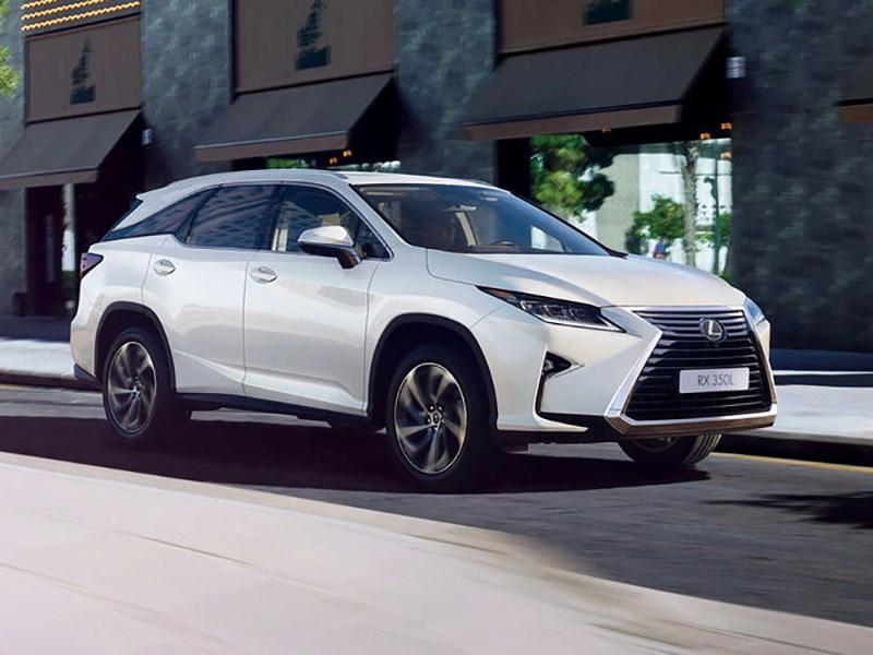 Lexus объявил цены на удлиненный RX