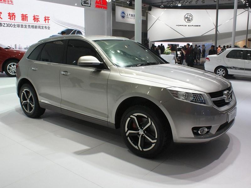 За полгода Zotye реализовала в России 74 автомобиля