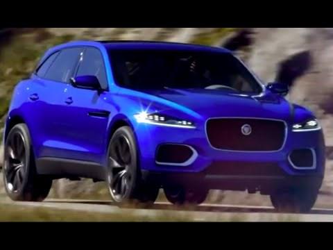 Сколько стоит новый внедорожник Jaguar F-Pace?