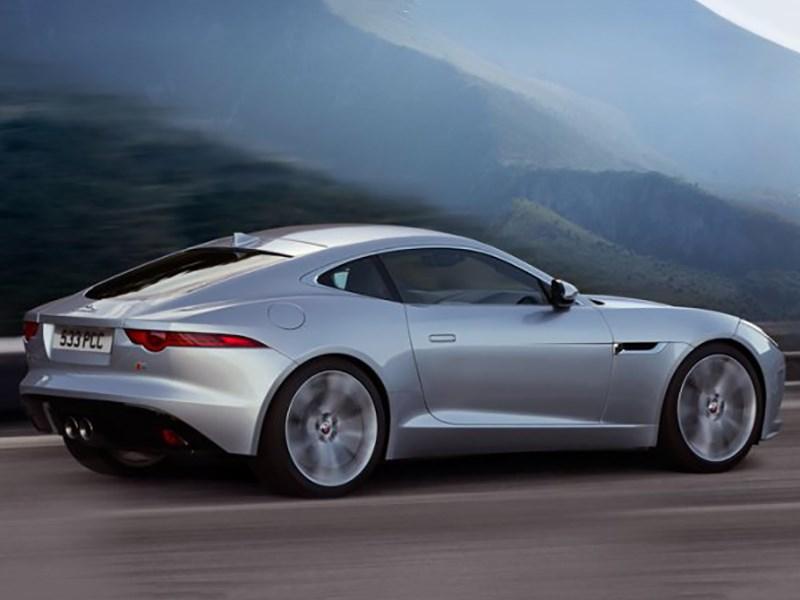 Новый спорткар Jaguar получит имя J Type Фото Авто Коломна